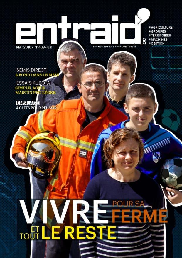 Cliquez sur la dernière couverture du magazine Entraid' du mois de pour vous abonner et recevoir ce numéro.