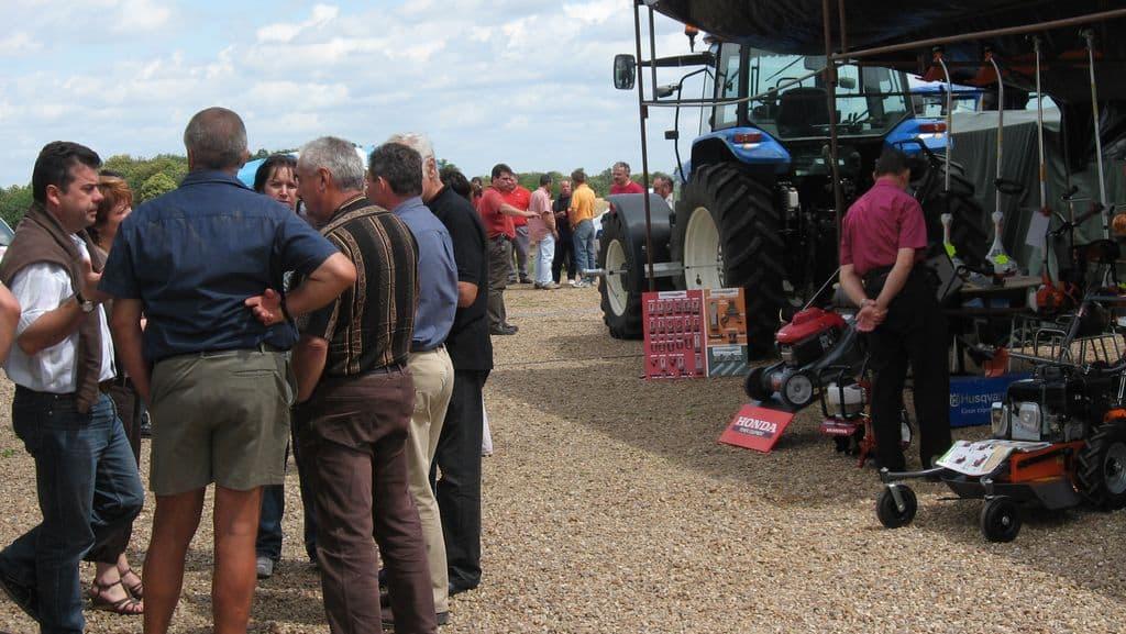 cuma Vallée du Loir, Loir et Cher, démonstrations, récolte de céréales, moisson,