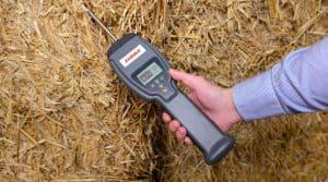 Une compensation automatique de la densité pour des mesures d'humidité précises.