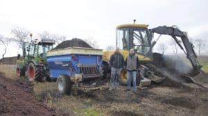 investissement matériels agricoles Rhône : témoignage du président de la cuma de la madone sur la perspective d'avenir de la cave coopérative