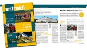 Charentes agriculture entraid spécial départemental
