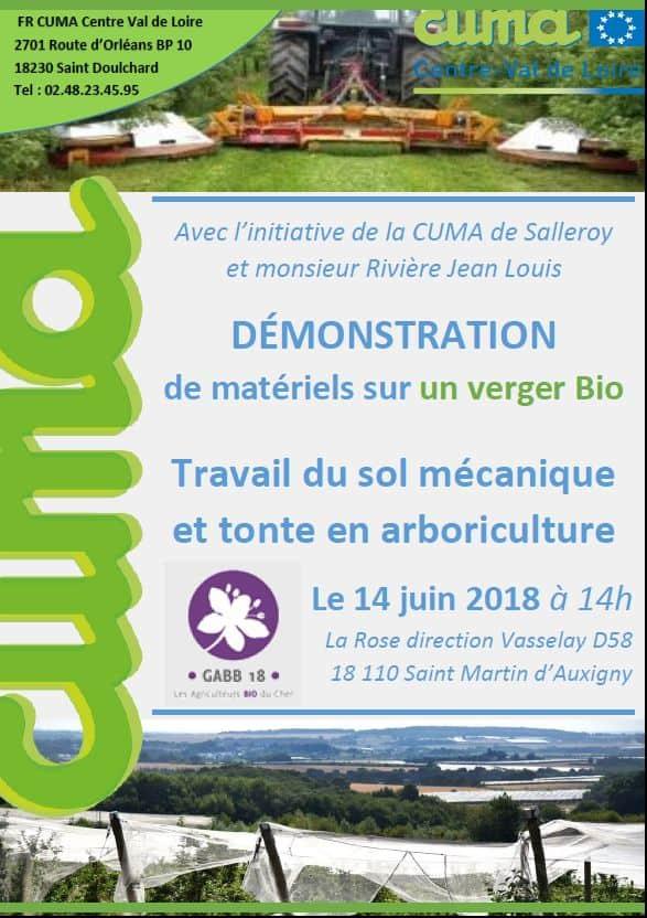 Démonstration-matériels-arboricoles-affiche