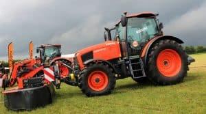 Tracteurs Kubota MGX