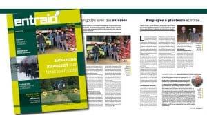 Loire agriculture : supplément entraid' magazine