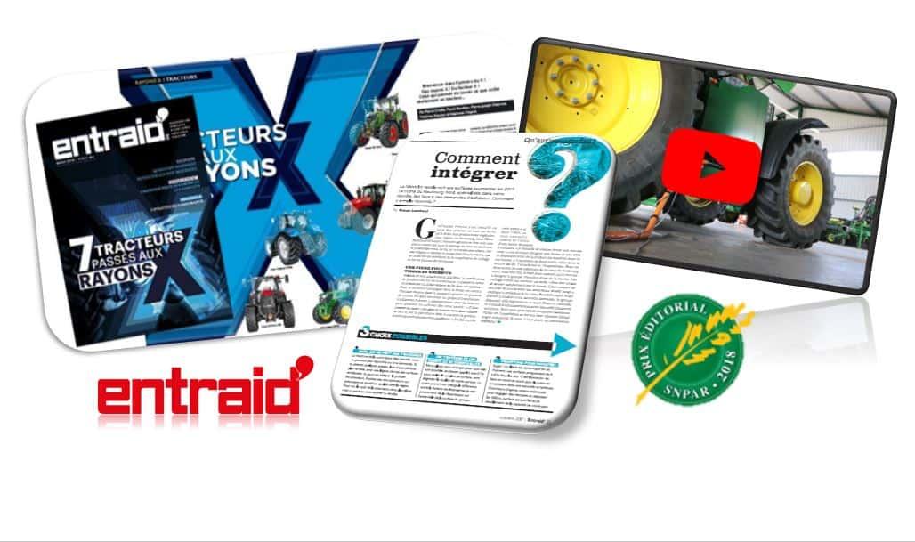 Grand prix éditorial 2018 SNPAR