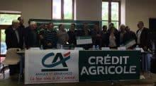 assemblée générale des cuma du Lot, les cuma les plus dynamiques ont été récompensées par le Challenge cuma.