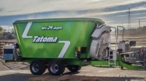 mélangeuse Tatoma Hydroshift