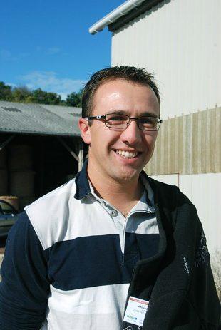 Arnaud Soulet, responsable des salariés de la cuma de Lombers : témoigne sur la question de l'entretien annuel