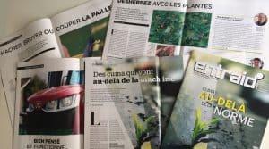 Magazine Entraid cuma : au delà des machines et des normes dans le