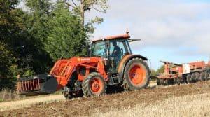 Tracteur Kubota M5111