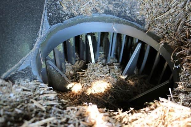 intérieur turbine broyeur menue pailles iHSD