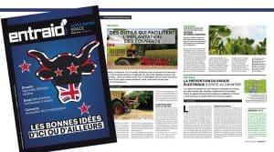 hors-série Space 2018, de la Nouvelle-Zélande et de l'initiative locale au sommaire de cette édition 2018.