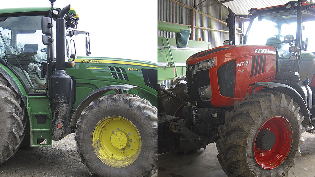 Achat tracteur, quelle stratégie? équipement