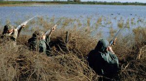Un accord gagnant gagnant entre chasseurs et agriculteurs.