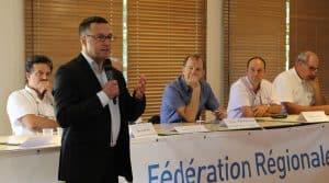 Une table-ronde sur la prospective agricole qui n'a pas manque de faire réagir les participants.