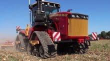 tracteur versatile