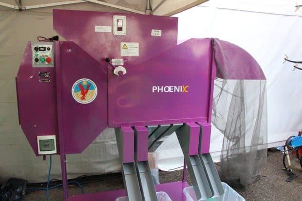 Le trieur Phoenix, parmi les matériels nouveaux au Space 2018