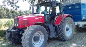 Groupe tracteur crée en Vendée.