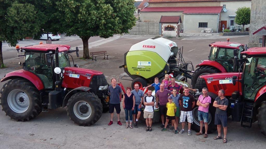 renouvellement des tracteurs