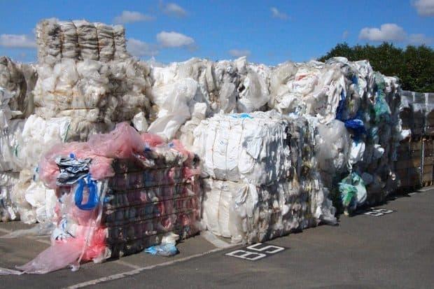 trioplast contre le cancer, plastique à recycler