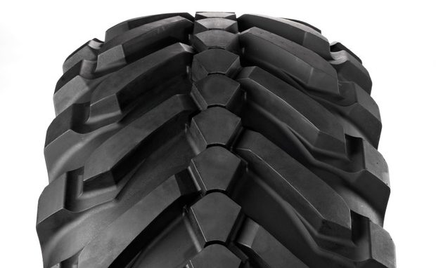 Nouveautés Agromek : pneu Michelin EvoBib