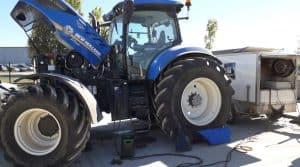 banc tracteur, fdcuma de l'Indre