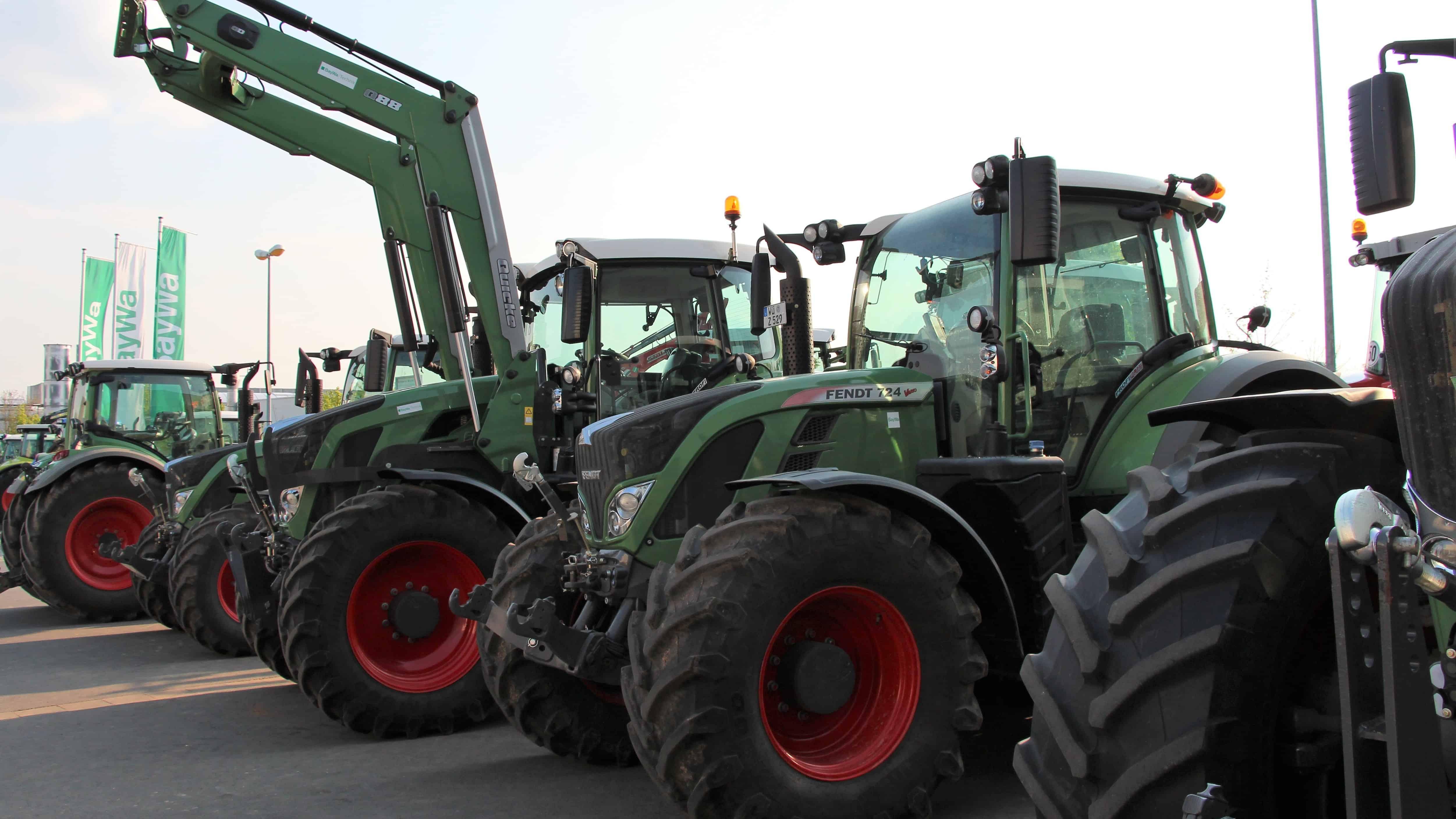 Achat groupé de matériels agricoles, appel offre tracteur