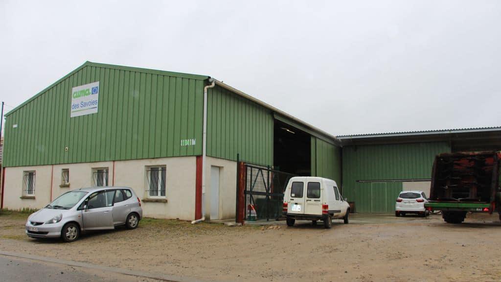 construction de hangars cuma, zones agricoles, loi Elan