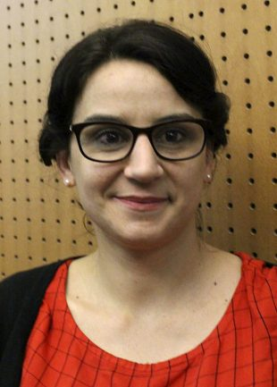 Marion Charbonneau, maître de conférence à l'Université Pau-Pays de l'Adour.