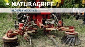 naturagriff intercep brosses rotatives
