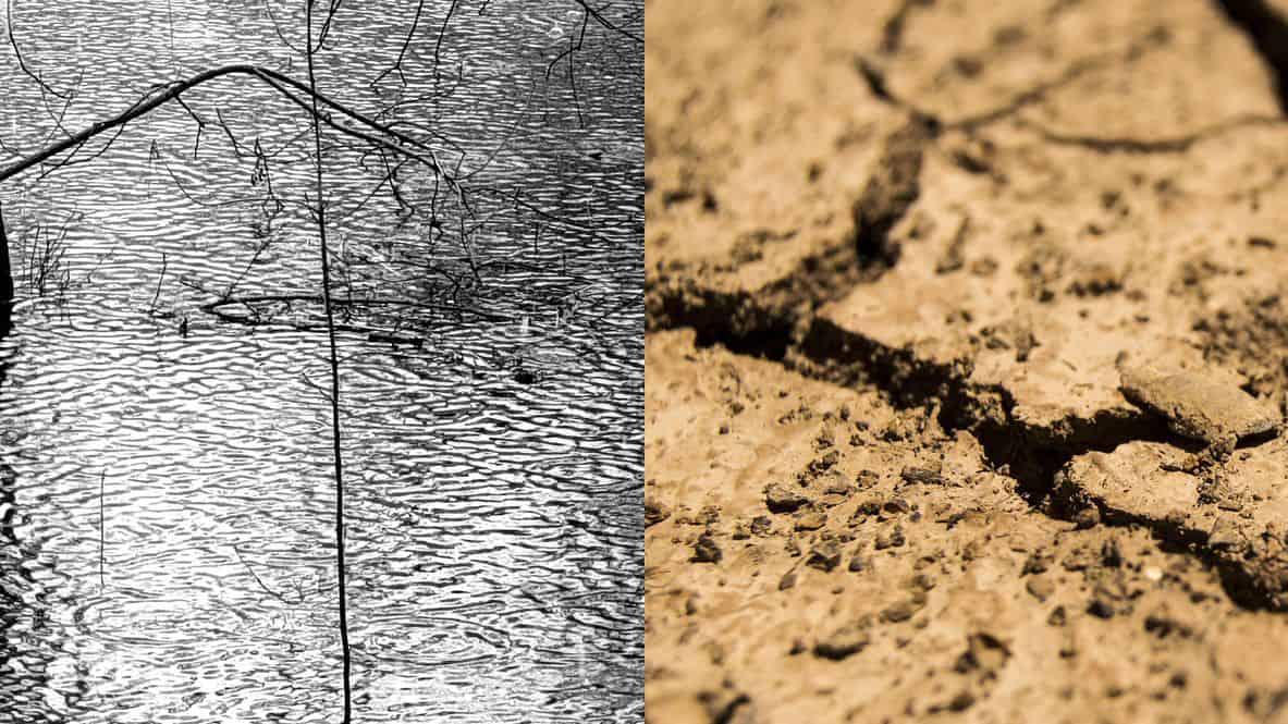 Inondations et sécheresse, situations inverses dans le Sud et le grand est de la France