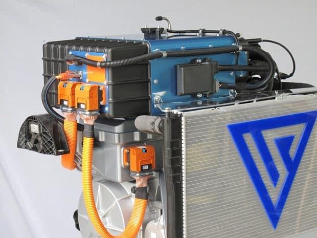 Symbio kit hydrogène