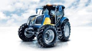 NH2 le tracteur électrique à hydrogene de New Holland