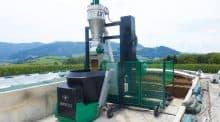 robots d'alimentation pour bovins, concept Nano Wasserbauer