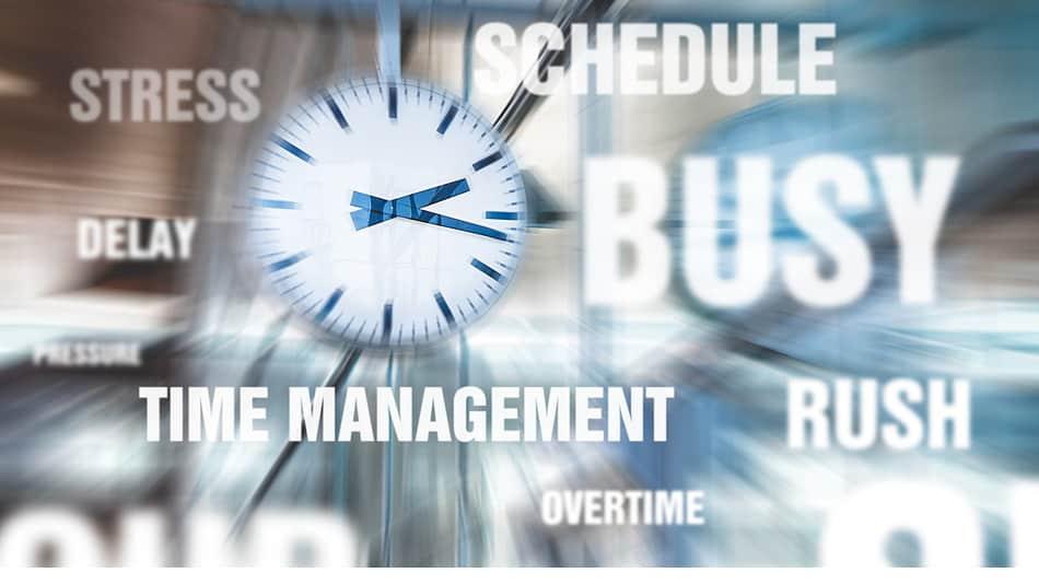 adapter temps de travail entreprise
