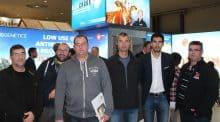 une délégation de l'Ain à la recherche d'innovations élevage Eurotier