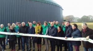 biogaz liquéfié, nouvelle unité de méthanisation