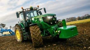 opération Fuel Guarantee de John Deere, tracteur john deere