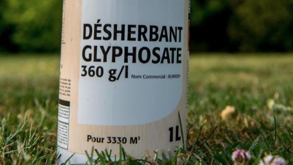 sortie glyphosate surcout agriculteurs