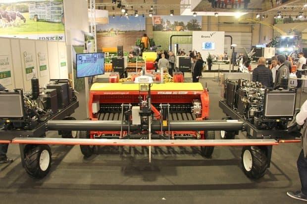 Agrointelli robotti