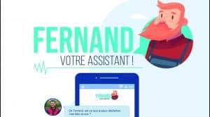 Fernand, l'assistant d'Isagri