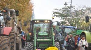 mobilisation agriculteur agri-bashing