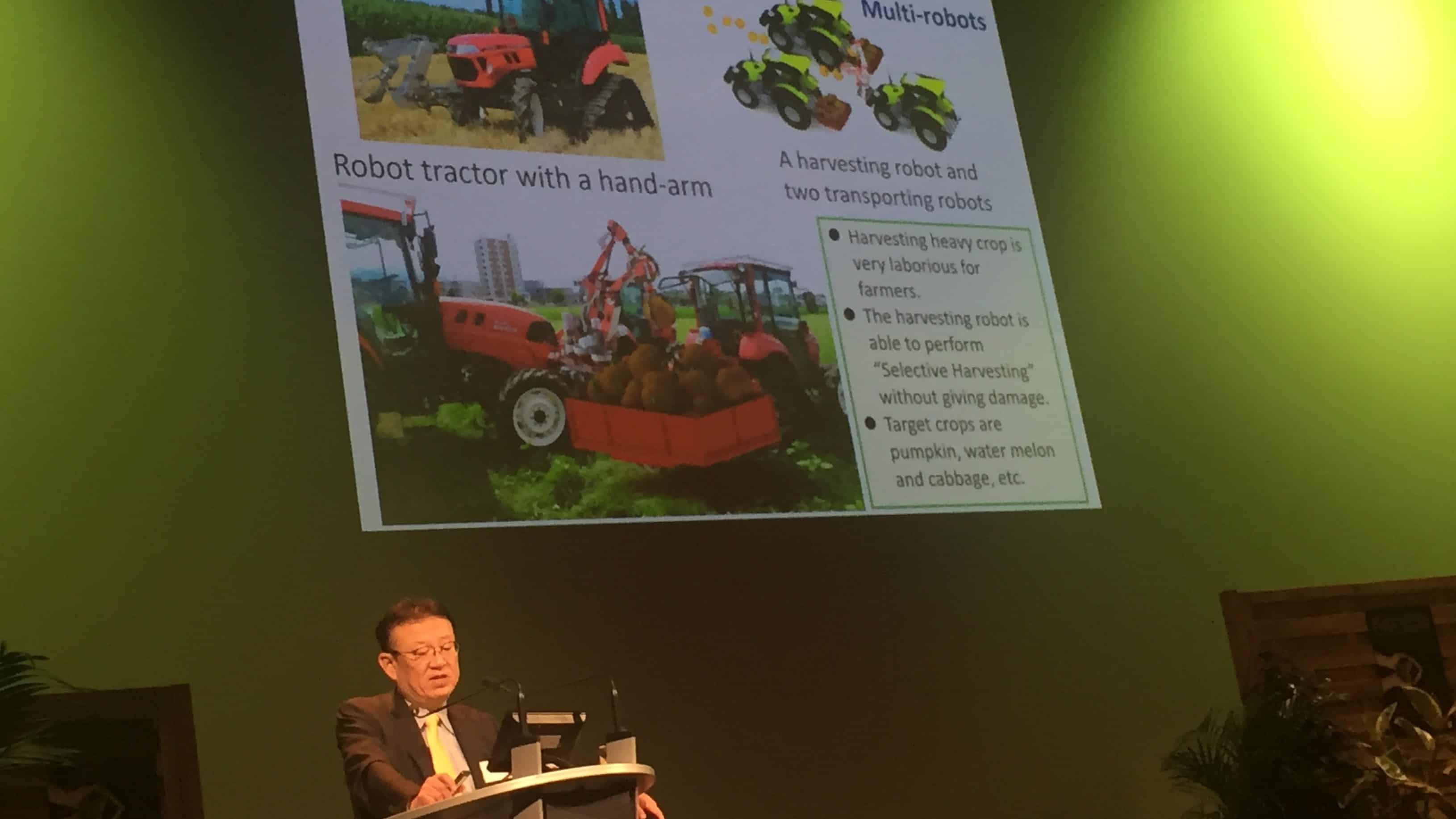 robots en cuma au FIRA 2018