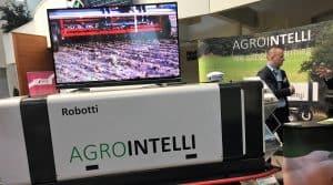 robots agricoles grandes cultures Fira 2018 agriculture