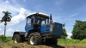 tracteurs cubains
