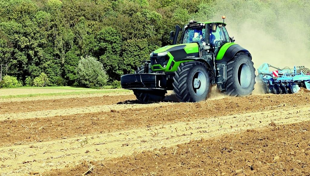 tracteurs Deutz-Fahr