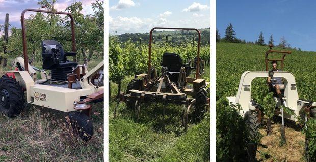 tracteurs sabi agri