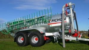Samson group achète Pichon