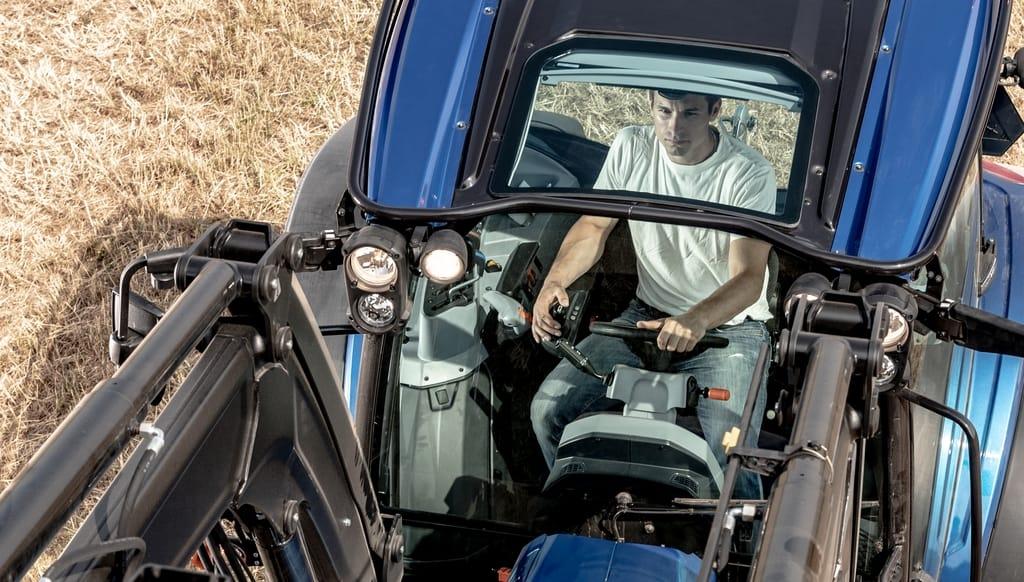 tracteurs Valtra série A