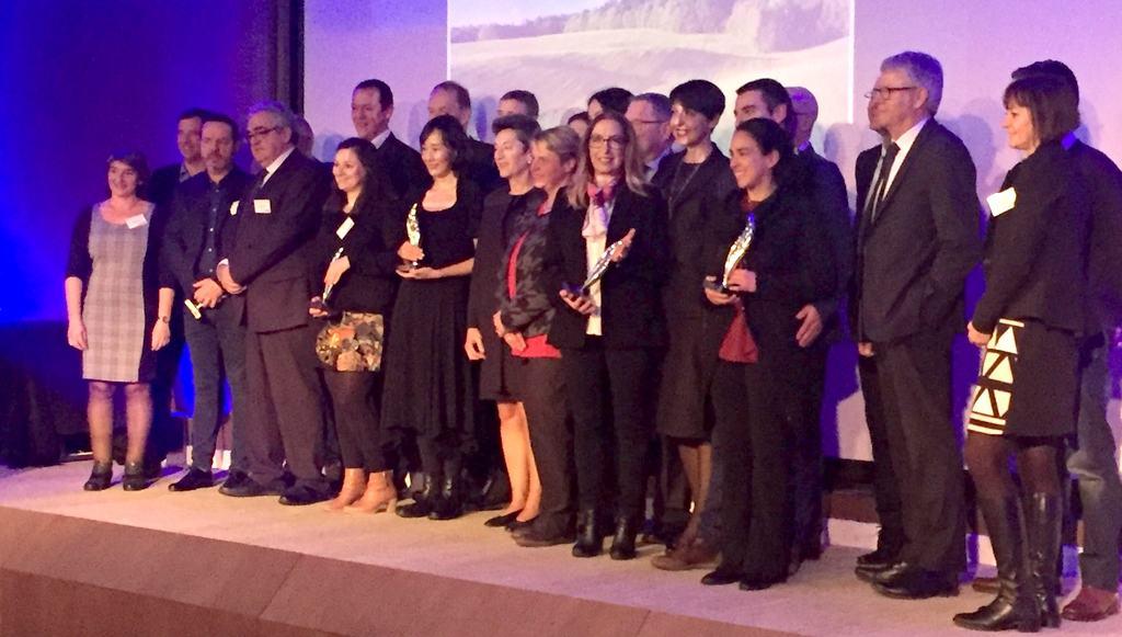Prix national de la dynamique agricole et de la pêche, banque populaire